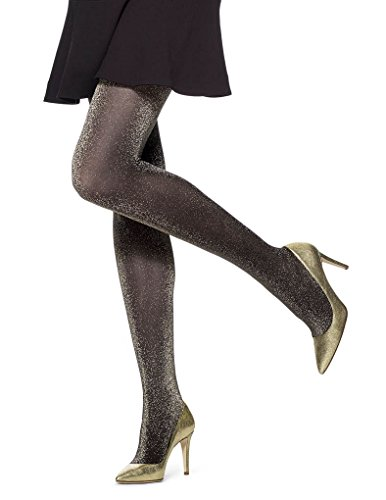 Hue Women's Metallic Tights