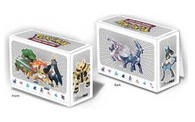 Ultra PRO Pokemon DIAMOND & PEARL Gaming Deck Box (Out of Print) - 1