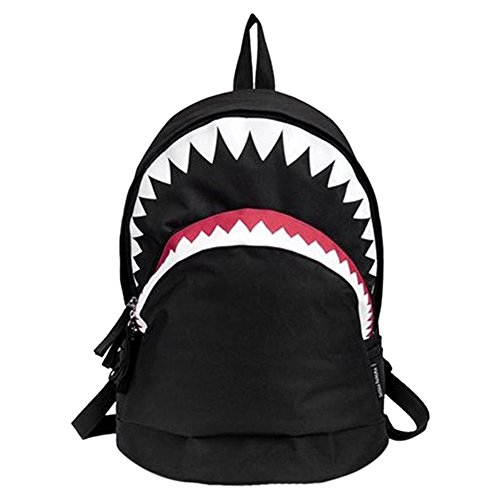Vonfon Bag Work Place Shark Pattern Sports Bag