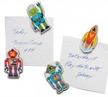 The Original Toy Company Space Magnets