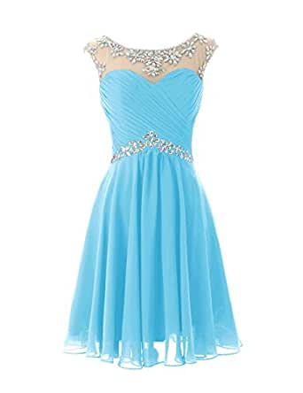Dresstells® Short Prom Dresses Sexy Homecoming Dress for Juniors Birthday Dress | Amazon.com