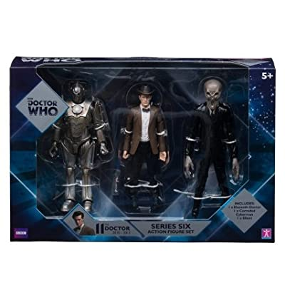 Doctor Who Figure Set 3pk - Series 6