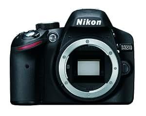 Nikon D3200 Appareil photo numérique Reflex 24,2 Mpix Boîtier Nu