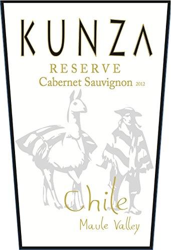 2012 Kunza Reserve Maule Valley Cabernet Sauvignon 750 Ml