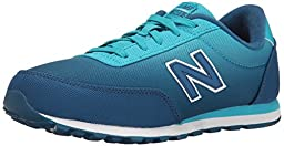 New Balance KL501Y Classic Running Shoe (Little Kid/Big Kid), Teal Radiant, 12 M US Little Kid
