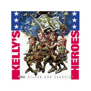 Lalo Schifrin Kellys Heroes Music From The Original Sound Track