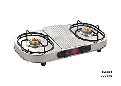 HA021 Gas Stove (2 Burner)
