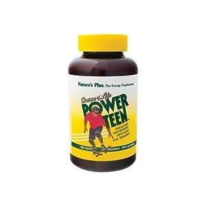 Power Teen Nature's Plus 180 Tabs