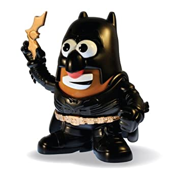 Batman The Dark Knight Mr Potato Head
