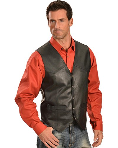 scully-mens-lambskin-snap-front-vest-black-large