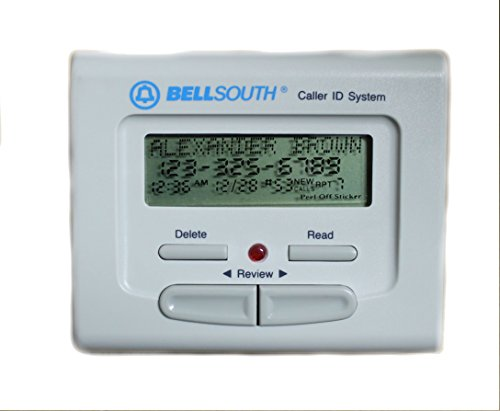 Bell South Caller ID Name and Number (CI-65) (Caller Id Display compare prices)