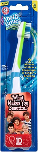 Arm & Hammer Tooth Tunes Toothbrush (Various Artists)