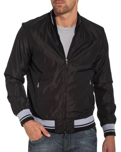 Sixth June - Men's jacket and black fashion trend - Color: Black Size: S