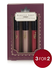 Downton Abbey® Lip Gloss Trio