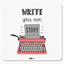 InstaNote Write Your Own Story Motivational Mousepad
