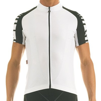 Buy Low Price Assos Men's SS.Uno Short Sleeve Cycling Jersey – White – 20.01.5 (B000Q68X5M)