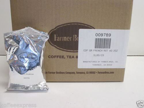 Farmer Brothers French Roast Ground Coffee (40 Bags/2 Oz) 9789 (Farmer Brothers Coffee Makers compare prices)