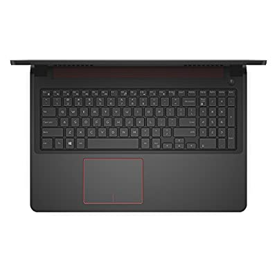 Refurbished Dell Inspiron 7559 15.6-inch Laptop (Core i7-6700HQ/16GB/128GB/Windows 10 Home/4GB Graphics), Black