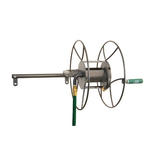 Yard Butler Srwm 180 Wall Mounted Hose Reel The Lawn