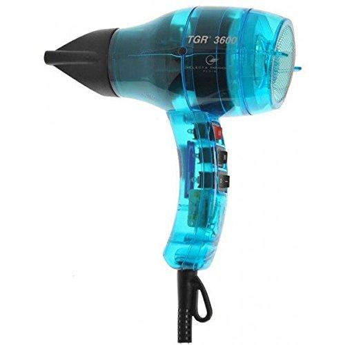 seche-cheveux-tgr-3600-bleu-turquoise-marque-tgr-velecta-paramount-livre-avec-2-embouts
