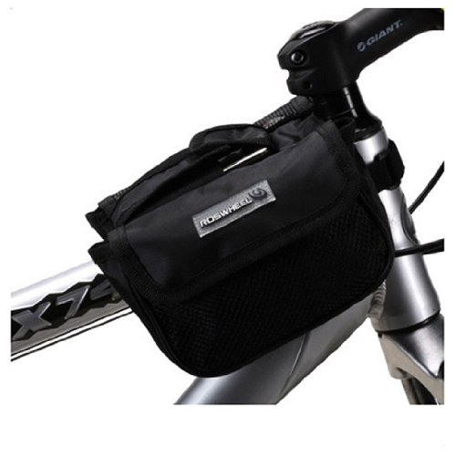 New ROSWHEEL Cycling Bike Bicycle Trame Pannier Front Tube Bag