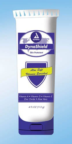 Dyna Shield Skin Protectant Barrier Cream 4 Oz Tube - World Wide Shipping