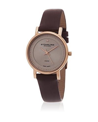 Stuhrling Original Reloj con movimiento cuarzo suizo Woman Ascot 734LS2 29.0 mm