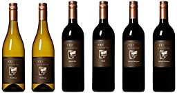 Diversion Washington Wine Tour Mixed Pack, 6 x 750 mL Wine
