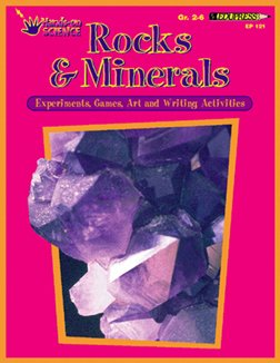 ACTIVITY BOOKS - ROCKS/MINERAL