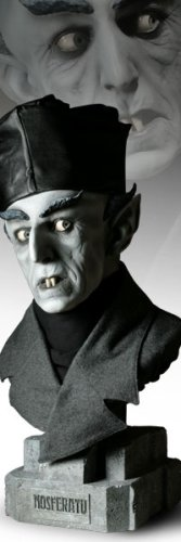 Buy Low Price Sideshow Nosferatu Silver Screen Edition 1:1 Scale Bust Figure (B001U5PFIG)