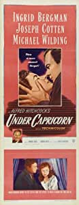 Under Capricorn - Movie Poster - 27 x 40