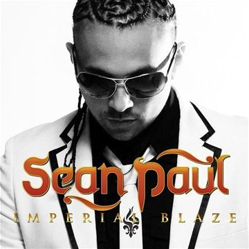 Cover of Sean_Paul-Imperial_Blaze-2009-H3X