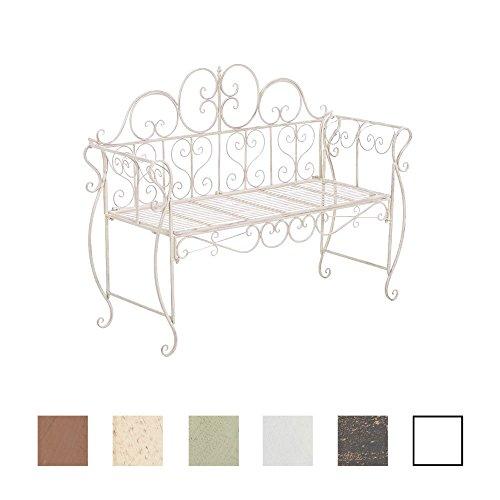 sitzbank aus metall was. Black Bedroom Furniture Sets. Home Design Ideas