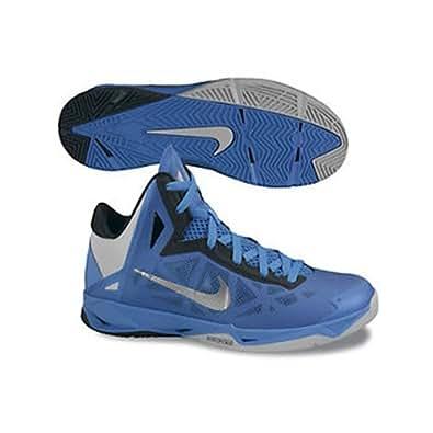 New Nike Zoom Hyperchaos Blue/Black Mens 13