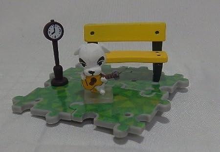 Nintendo Animal Crossing Outing Figure Play set ~Odekake collection~Totakeke ~K.K. Slider