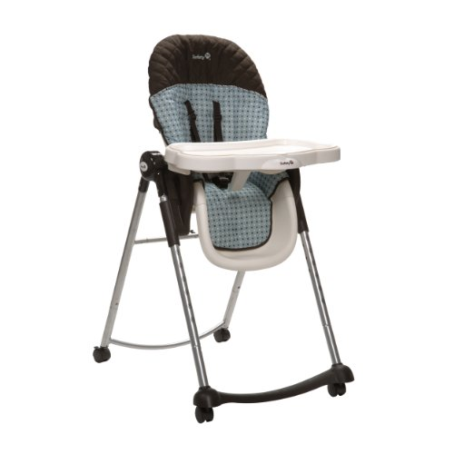 Safety 1st AdapTable Deluxe High Chair, Marlowe Celadon