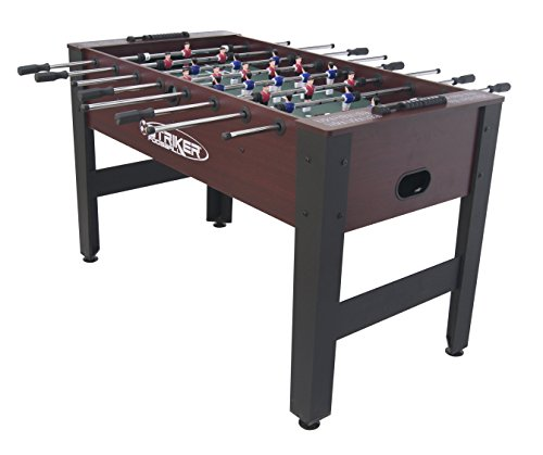 "Sale!! Striker Duel with Versa Formation Technology 56"" Foosball Table"