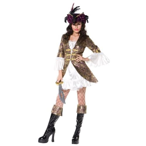 Sexy pirate costume for women<br />
