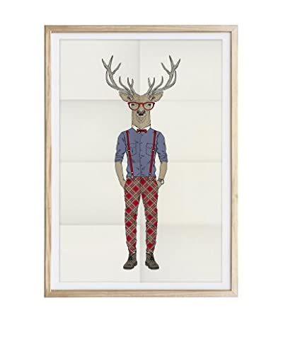 LITTLE NICE THINGS Panel Decorativo Deer