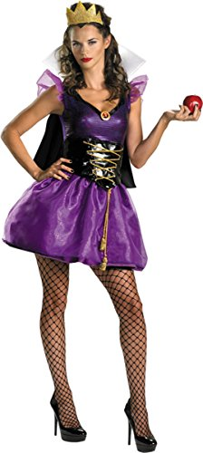 Morris Costumes Women's EVIL QUEEN SASSY, 12-14