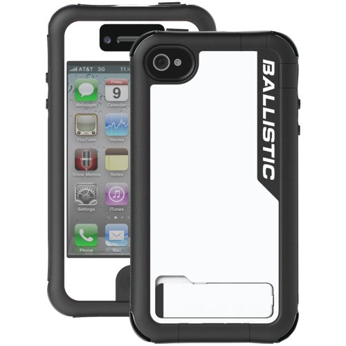 BALLISTIC EV0890-M385 iPhone(R) 4/4S Every1 Case