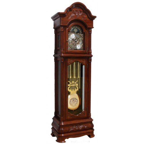 Worcester Floor Grandfather Clock by Hermle