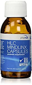 Pharmax HLC Mindlinx - 60 Caps