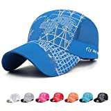 Banggood Unisex Men Women Blank Baseball Cap Plain Adjustable Baseball Sport Runing Hats