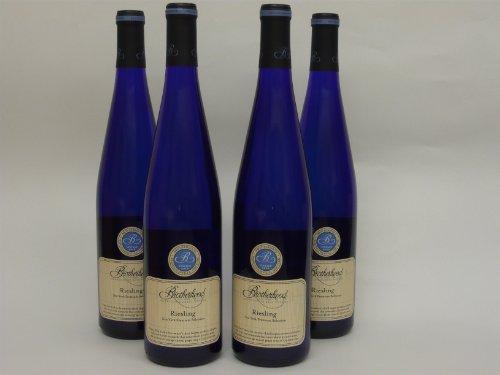 アメリカワイン リースリング (B)NY 4本セット