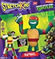 Stretchkins Teenage Mutant Ninja Turtle Raphael Life-size Plush Toy from Stretchkins