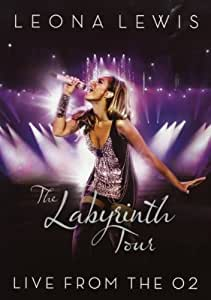 Lewis,Leona The Labyrinth Tour-Live From The O2 [Import allemand]
