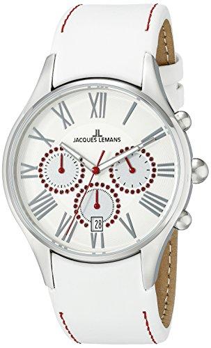 Jacques Lemans  Capri 1-1606P -Orologio da polso Donna
