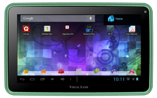 Permalink to $$$    Cyber Monday 2013   Price cut  Visual Land Prestige 7L – 7inch Tablet with 8GB Memory Green  can be obtained   in this article   and   can help you save  Visual Land Prestige 7L – 7inch Tablet with 8GB Memory Green  is   Discounted .