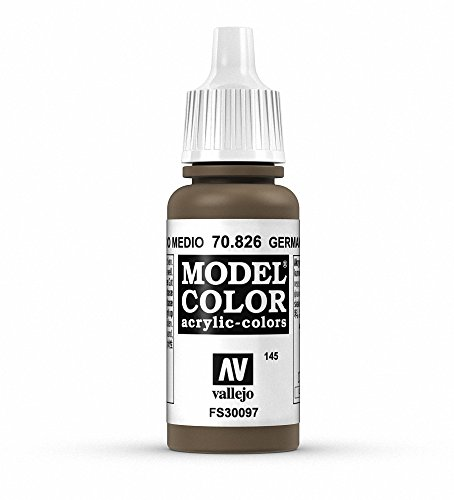 Vallejo German Camo Medium Paint, 17ml